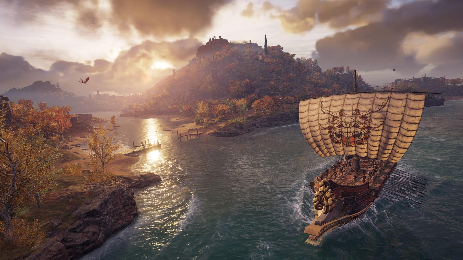 Стали известны системные требования Assassin's Creed Odyssey