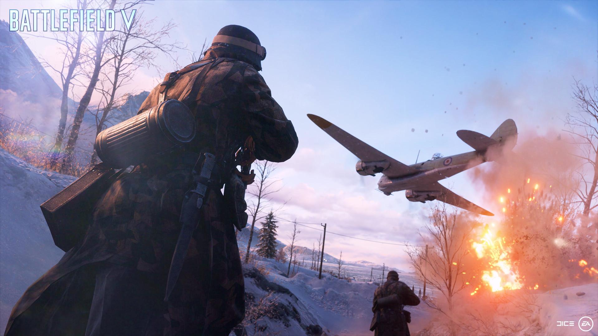 Новые подробности о Battlefield 5 — морские сражения и система сезонов