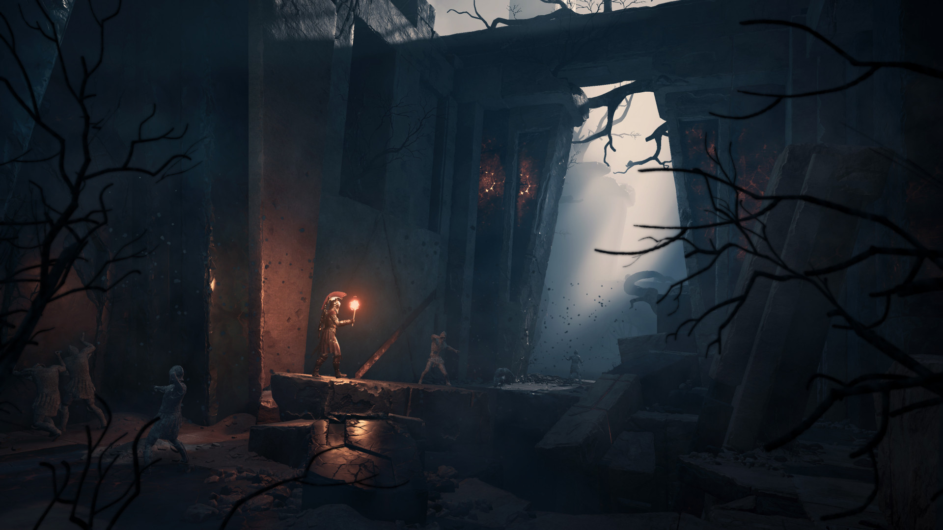 Новый трейлер Assassin's Creed Odyssey показал важность выборов игрока