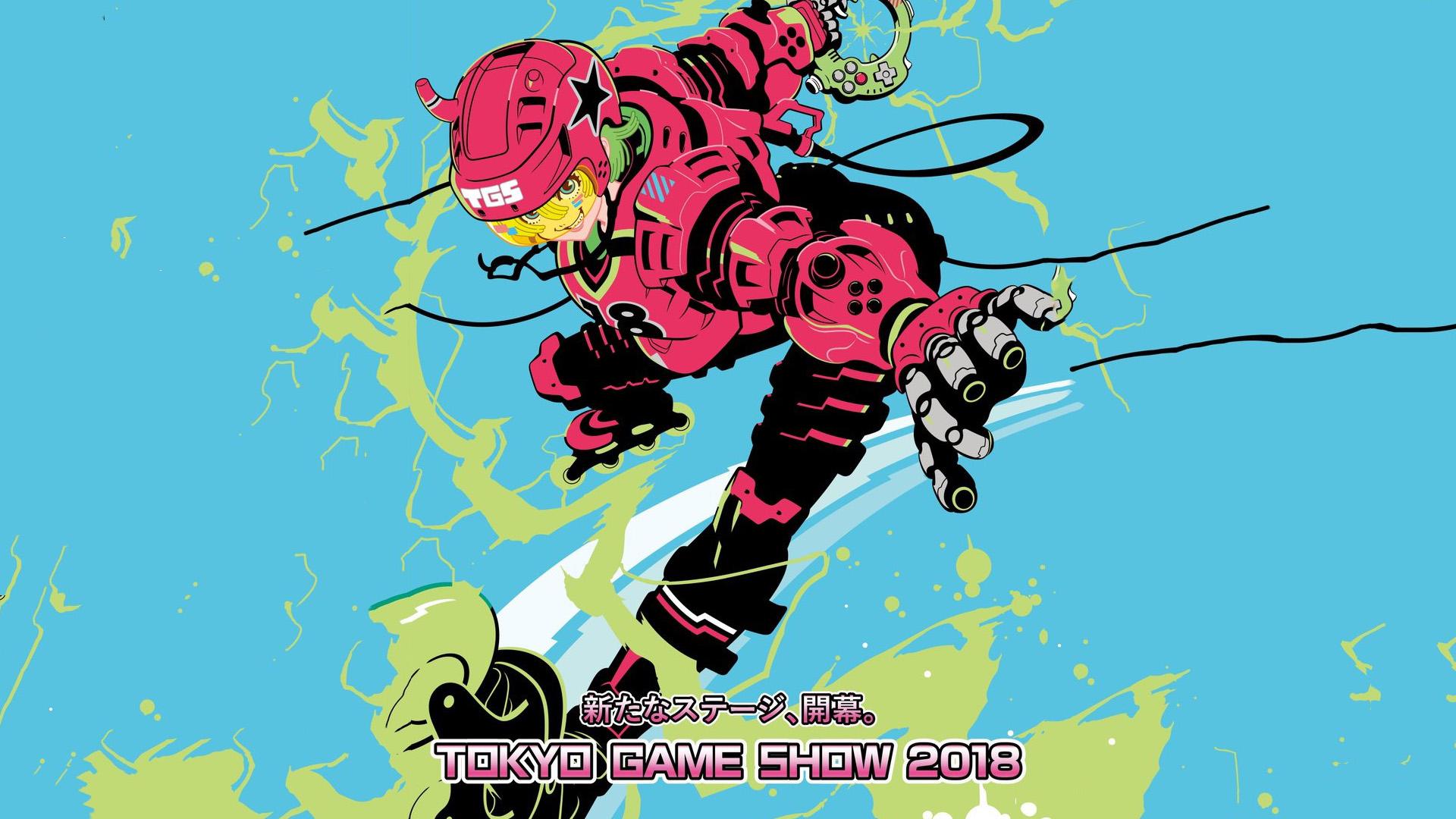 Началась выставка Tokyo Game Show 2018. Расписание и другие детали