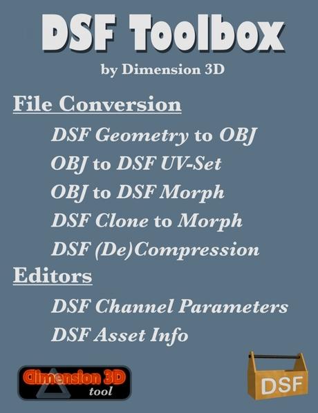 DSF Toolbox