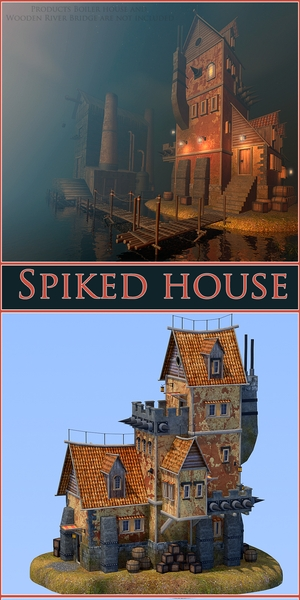 1971's Spiked House