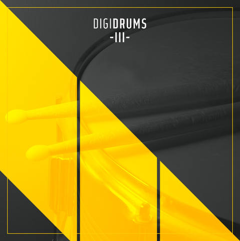 Diginoiz - DigiDrums Vol.3 (WAV)