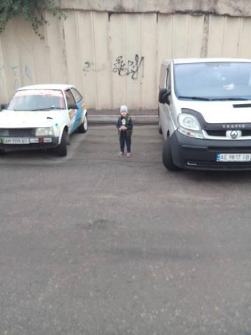Renault Trafic 1.9 dsi80 Иван Михалыч - Пост 439538 - Фото 3