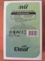 Eleaf iWũ 15W Pod Starter Kit 700mAh 686