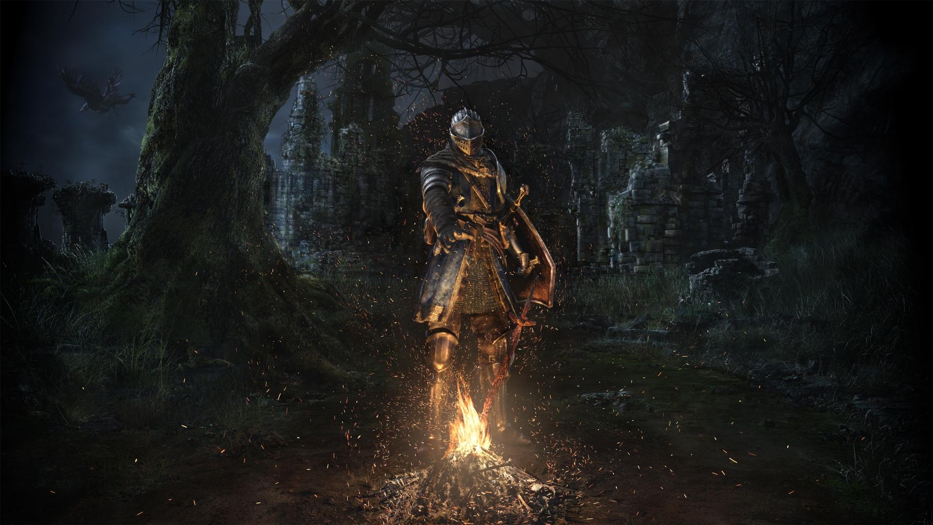 Dark Souls Remastered получила масштабное улучшение графики