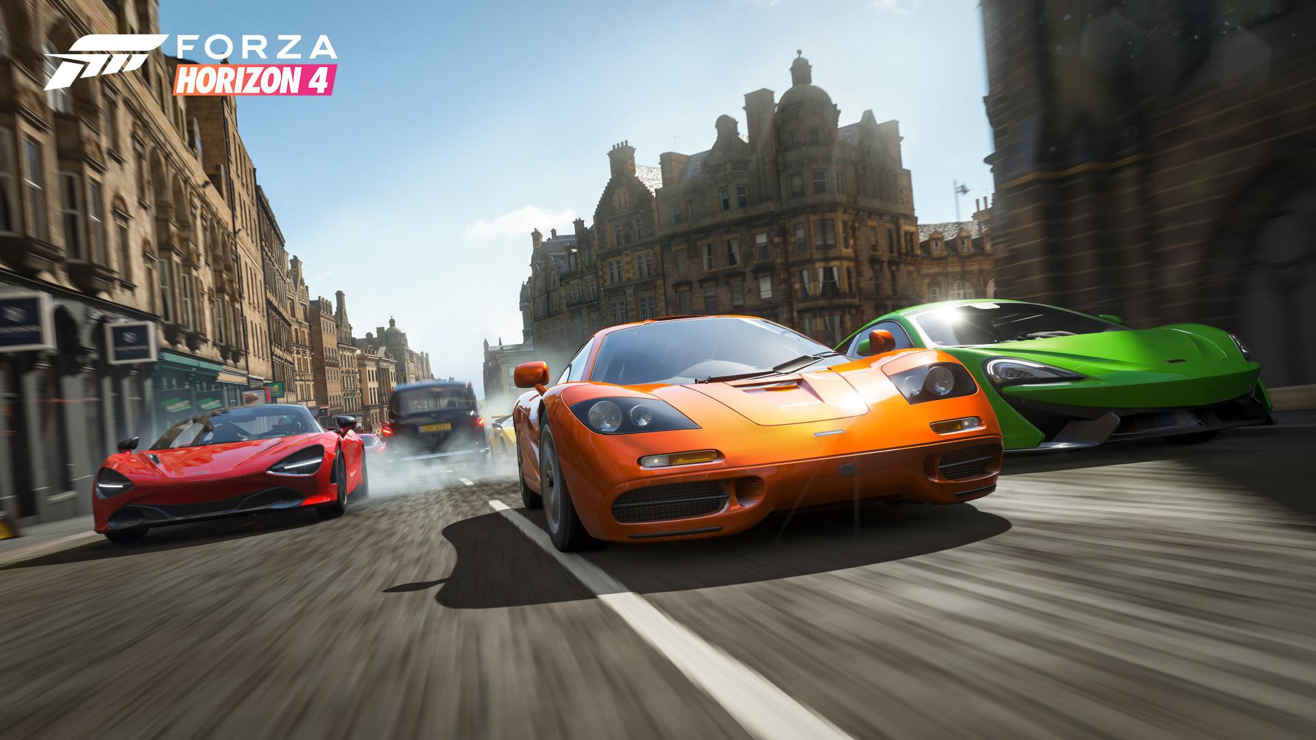 Новый трейлер Forza Horizon 4, посвященный автомобилям Джеймса Бонда
