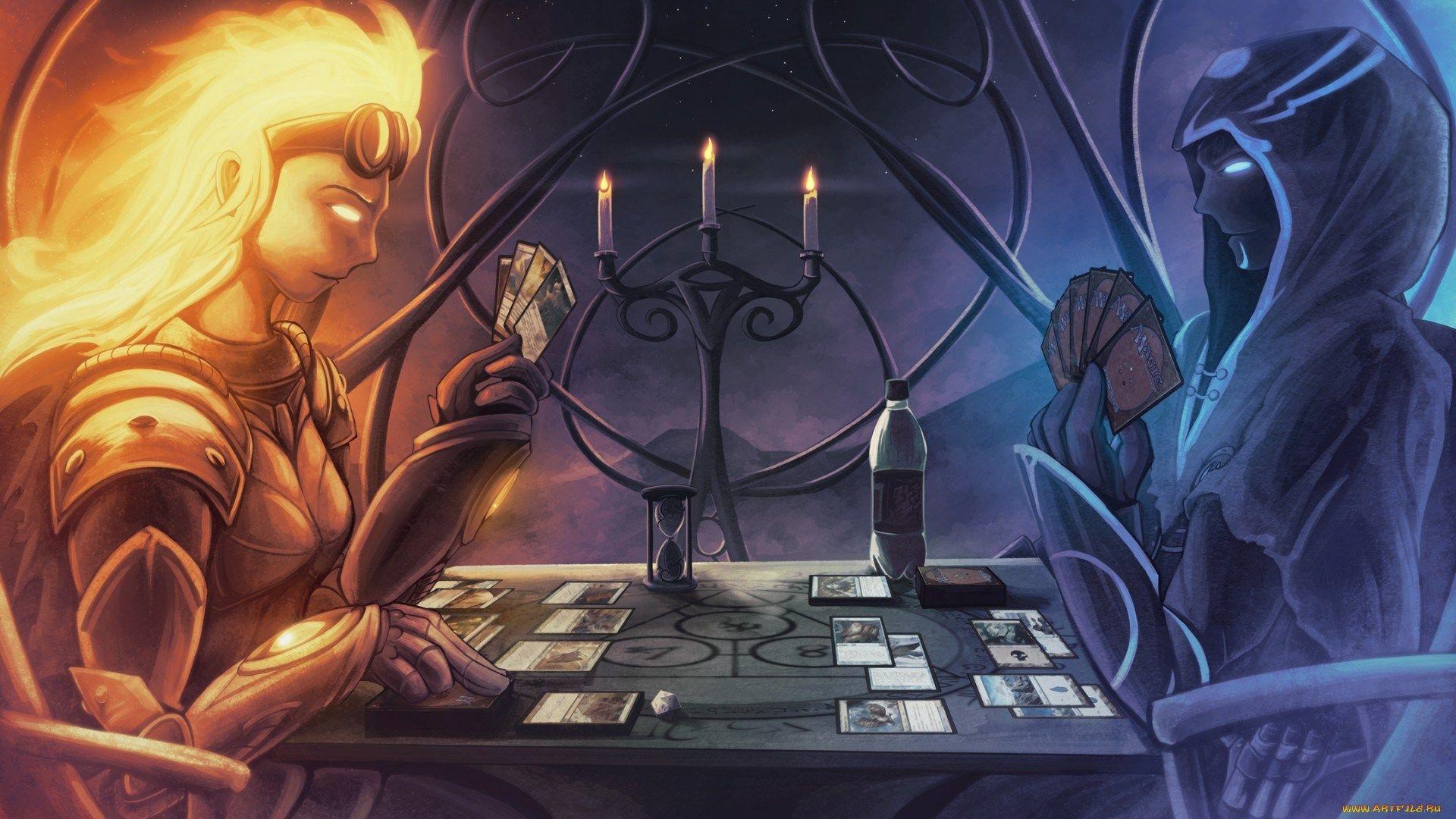 Открытый бета-тест карточной Magic: The Gathering Arena стартует в конце сентября