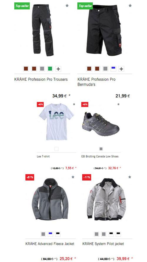 Krähe (kraehe.com) промокод. Скидка 10 Евро на весь заказ