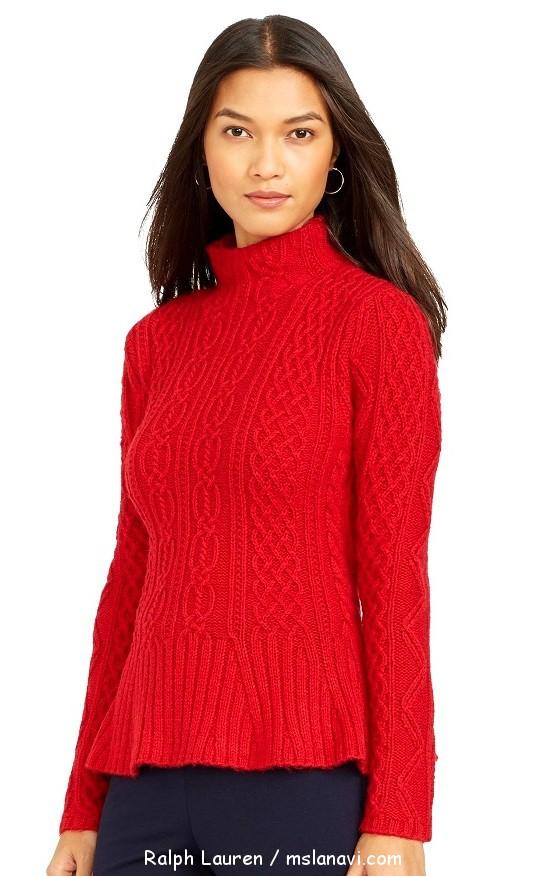 Пуловер от Ralph Lauren