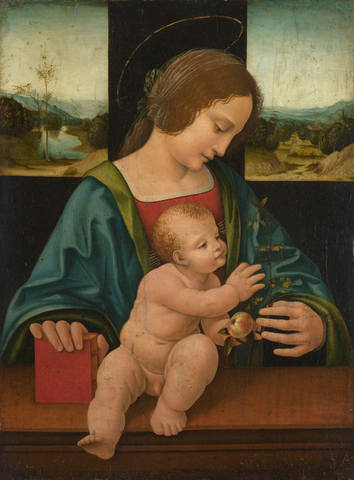 Beltraffio-The-Virgin-and-Child-1500-1