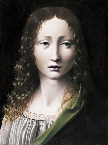Giovanni-Antonio-Boltraffio-The-Young-Saviour