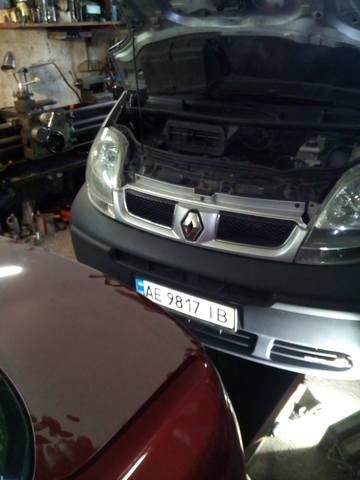Renault Trafic 1.9 dsi80 Иван Михалыч - Пост 440011 - Фото 3