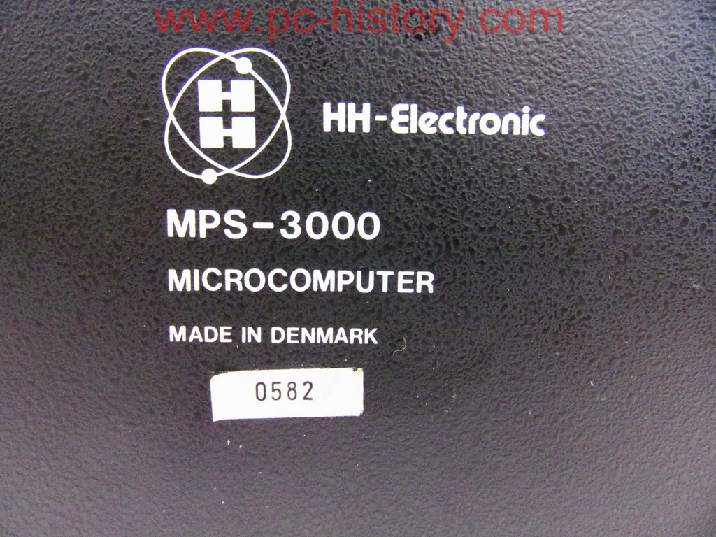 ICL micro MPS-3000 4