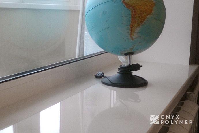 искусственный мрамор на кухню
