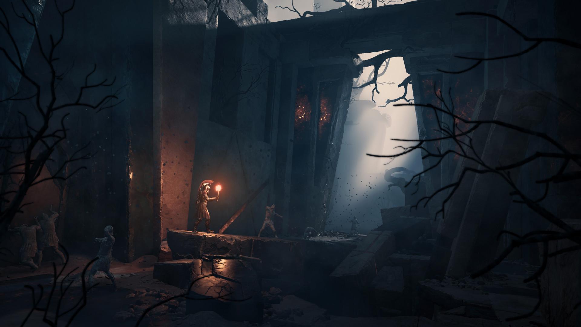 Assassin's Creed Odyssey получила очень высокие оценки от критиков — плюсы и минусы игры