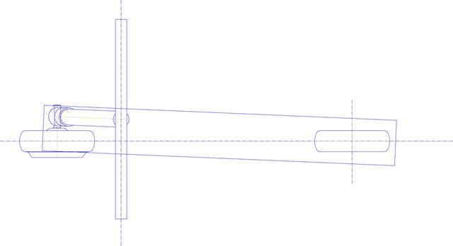 Электросамокат с МК от гироскутера ''МЕТЛАЯГИ''