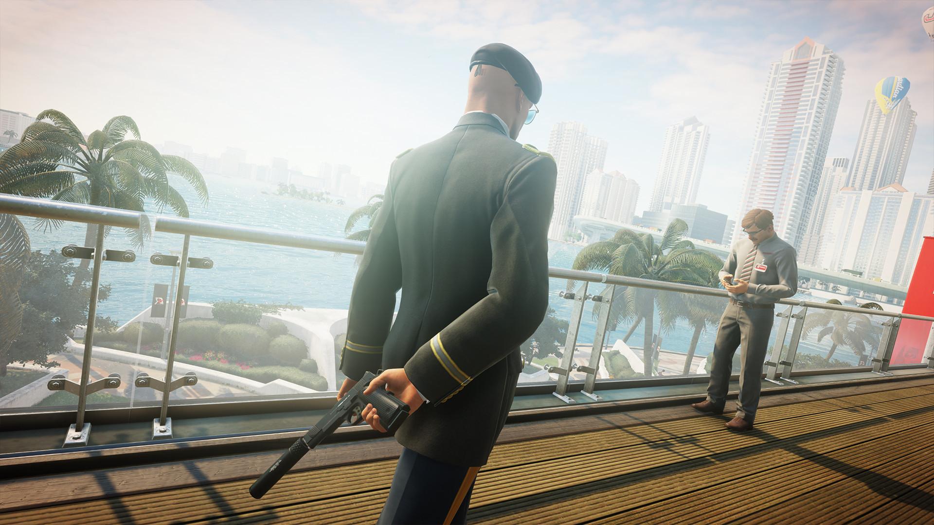 В новом трейлере Hitman 2 рассказали, как креативно убить врага