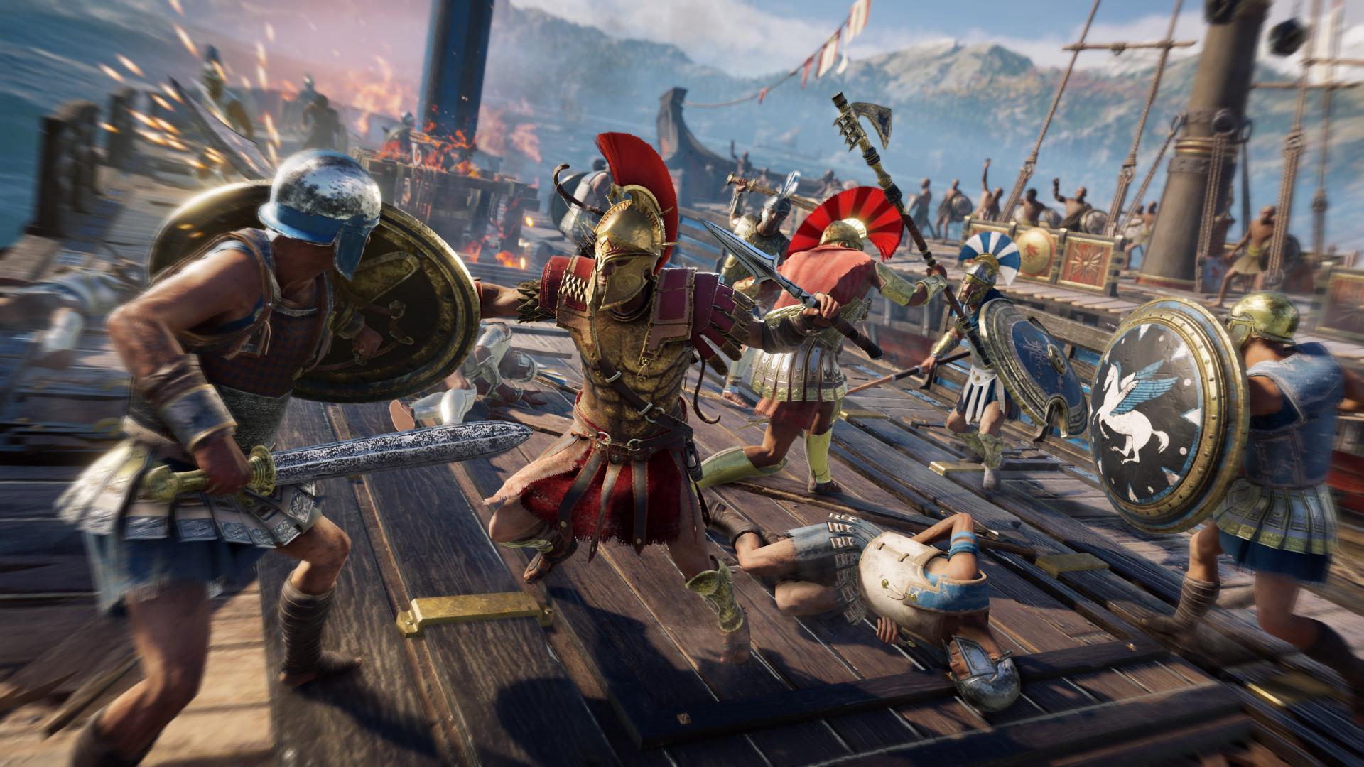 Сколько FPS выдает Assassin's Creed Odyssey в 4K с минимальной и максимальной графикой