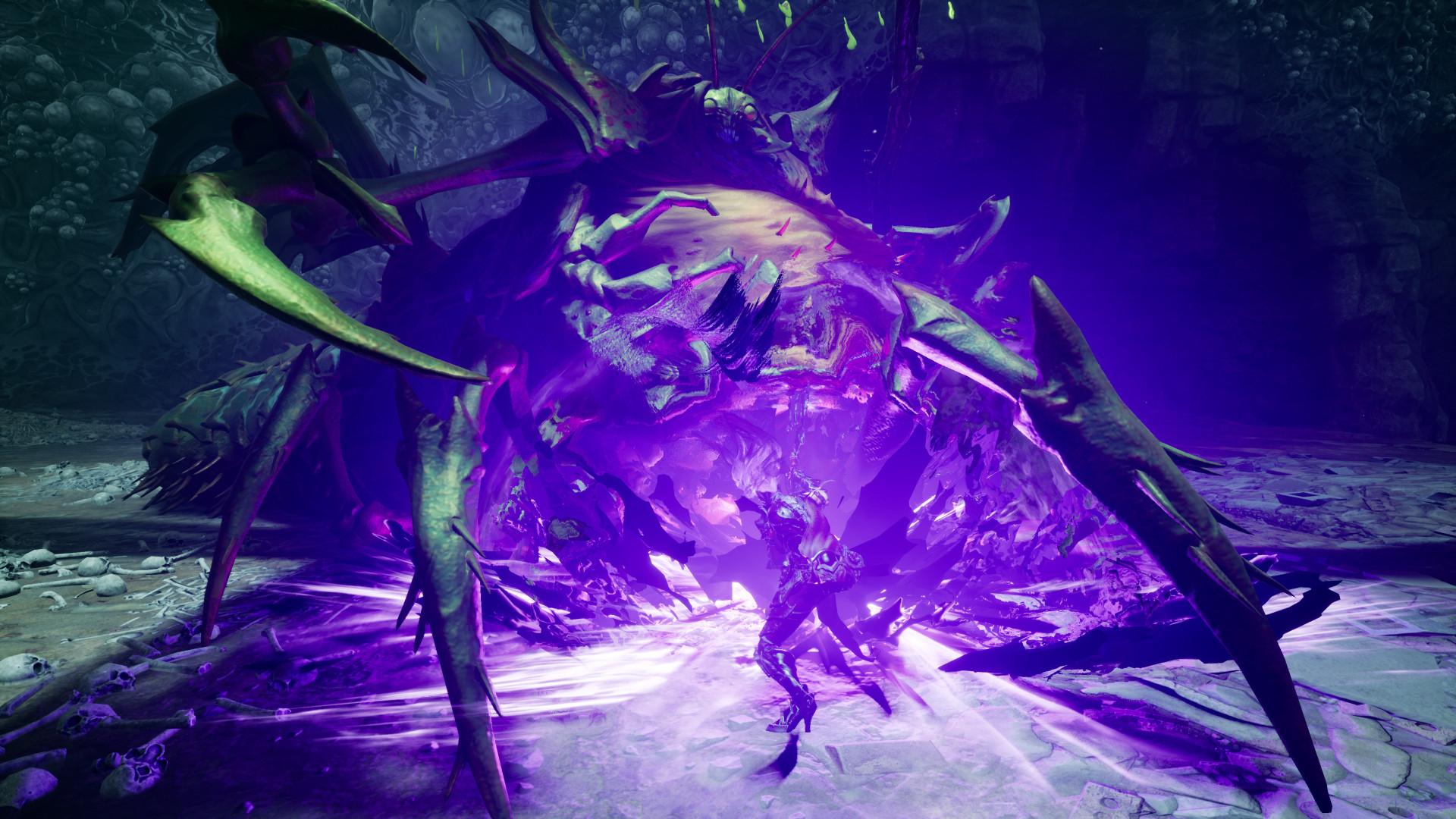 В новом трейлере Darksiders 3 Ярость убивает противников огромным молотом