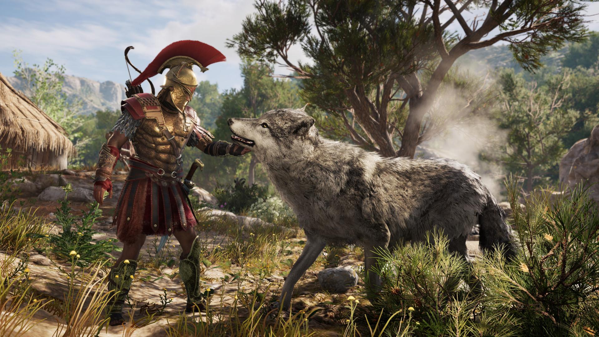 Обзор Assassin's Creed Odyssey — моя большая греческая RPG