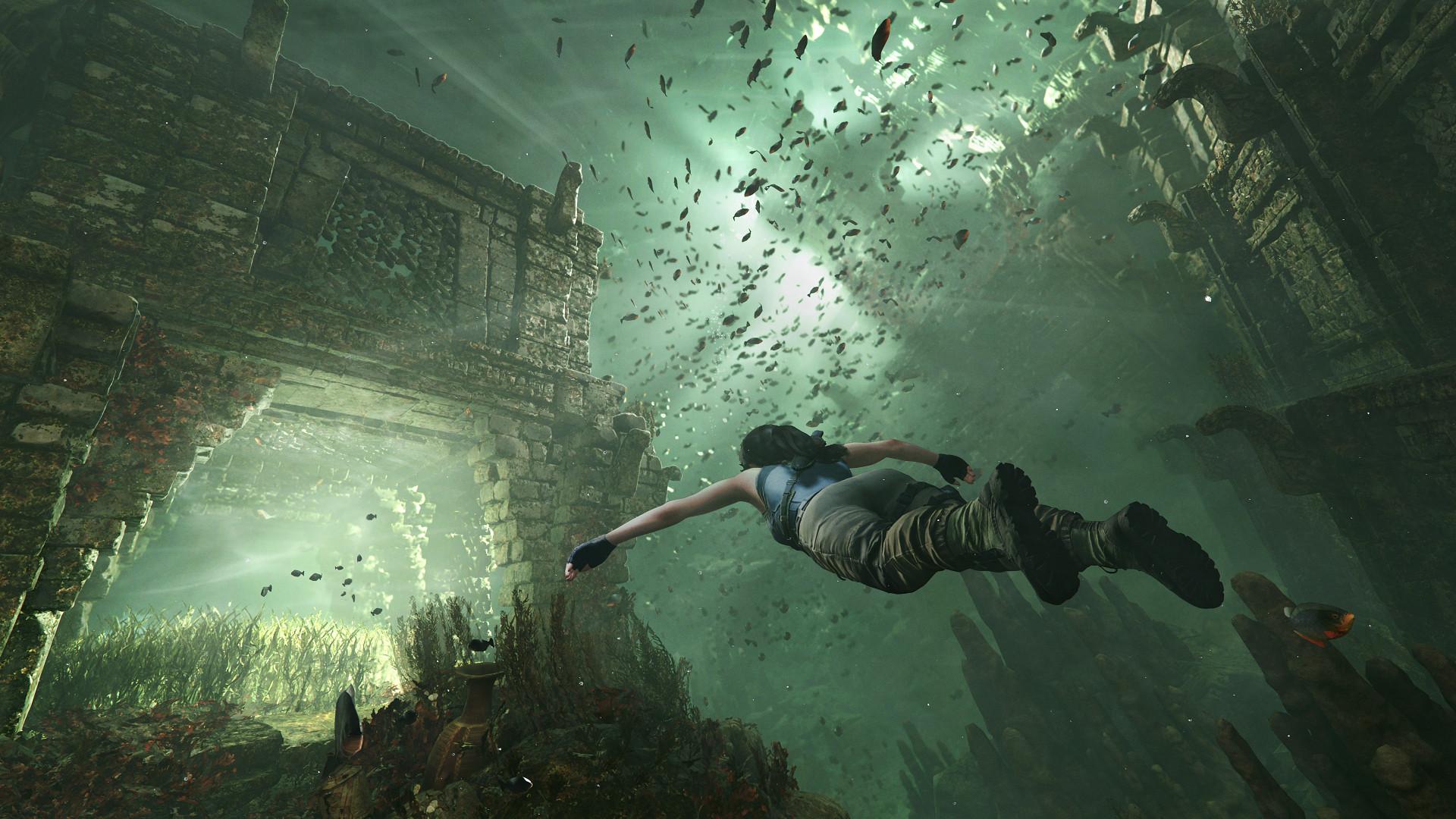 Авторы Shadow of the Tomb Raider показали первое дополнение