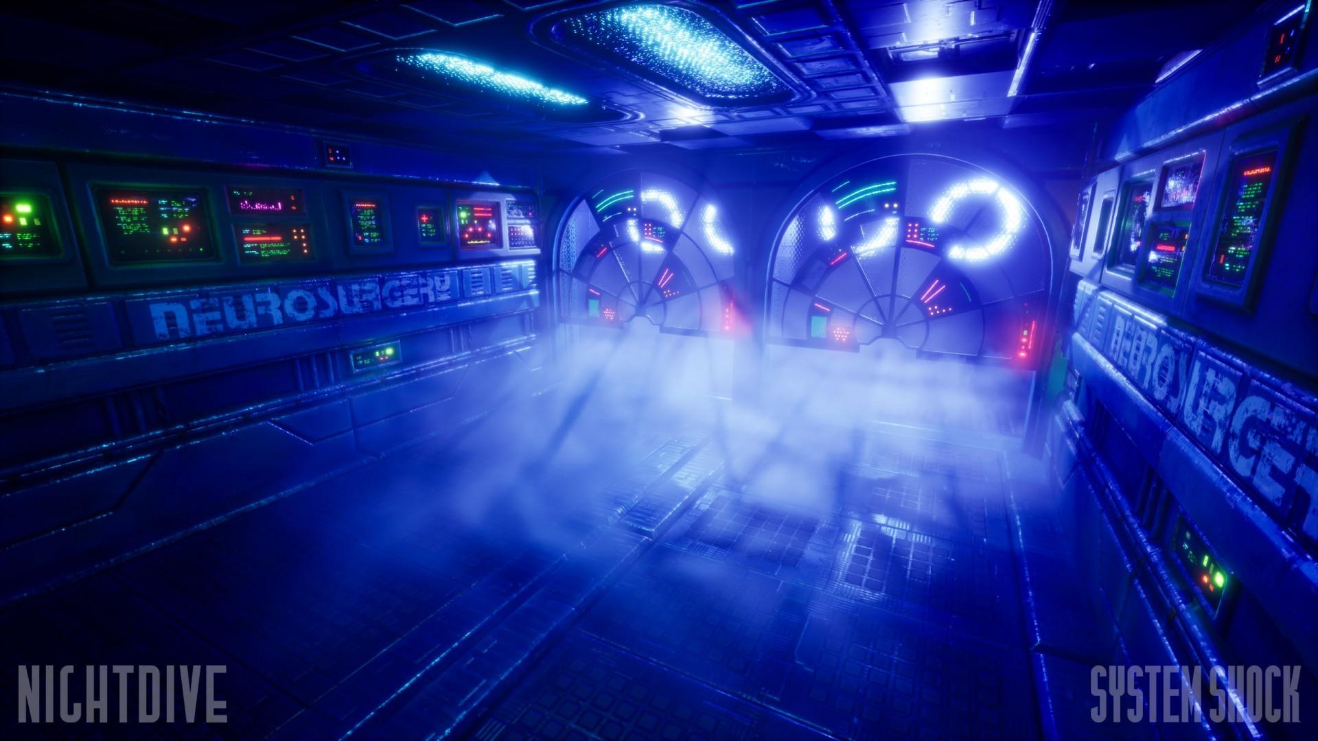 Альфа-версия удивительного ремейка System Shock уже стала доступна для вкладчиков на Kickstarter