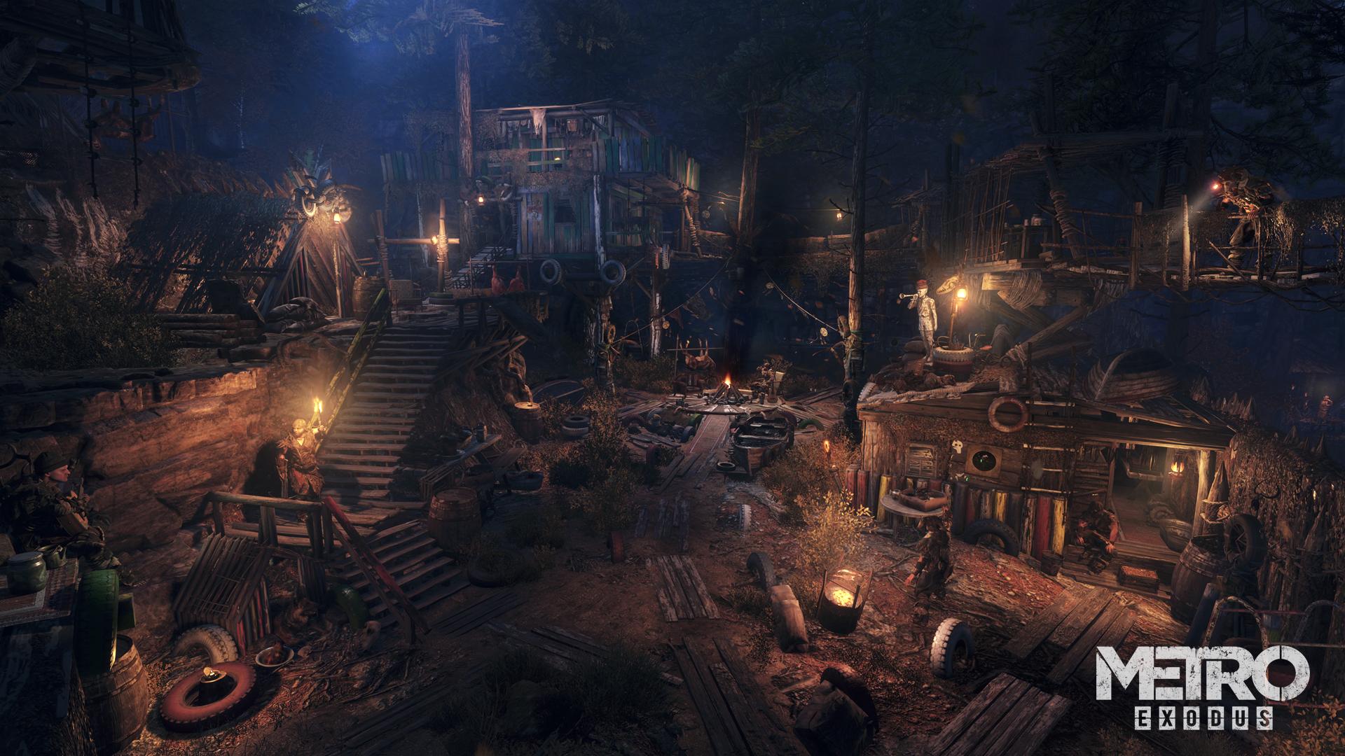 Разработчики обещают масштабные изменения со времен Metro 2033 и Metro: Last Light