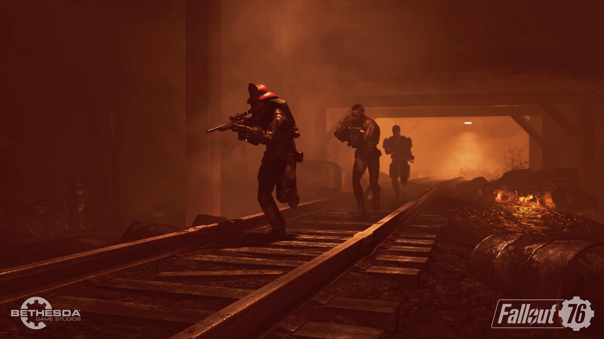 Более 3 часов геймплея Fallout 76 с закрытого пресс-показа — ядерные атаки, создание персонажа и перестрелки