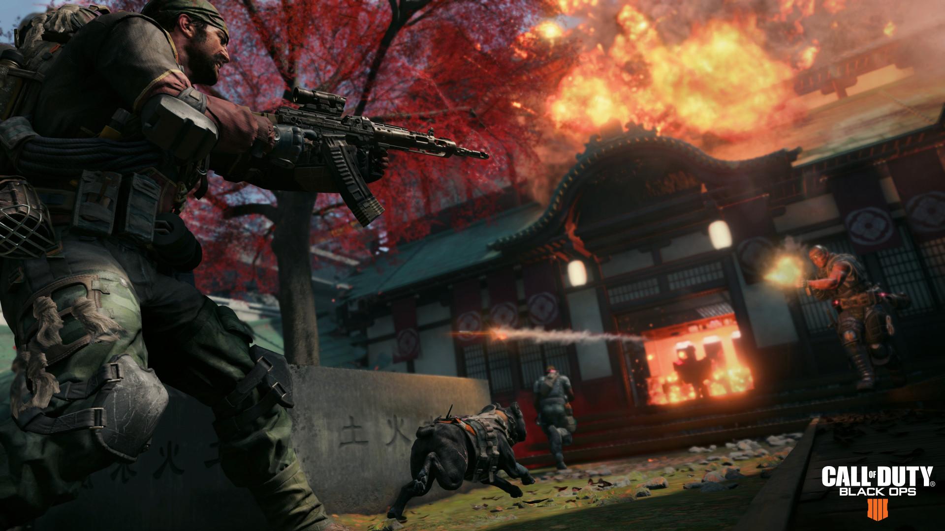 Появились системные требования Call of Duty: Black Ops 4