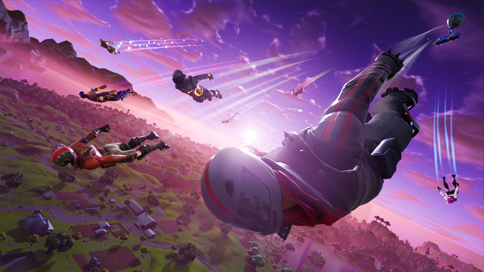 В Fortnite установлен новый рекорд. Отряд убил больше половины игроков на карте