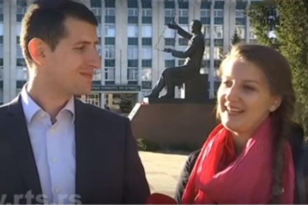 Сербия, Ниш, Белгород, студенты, любовь