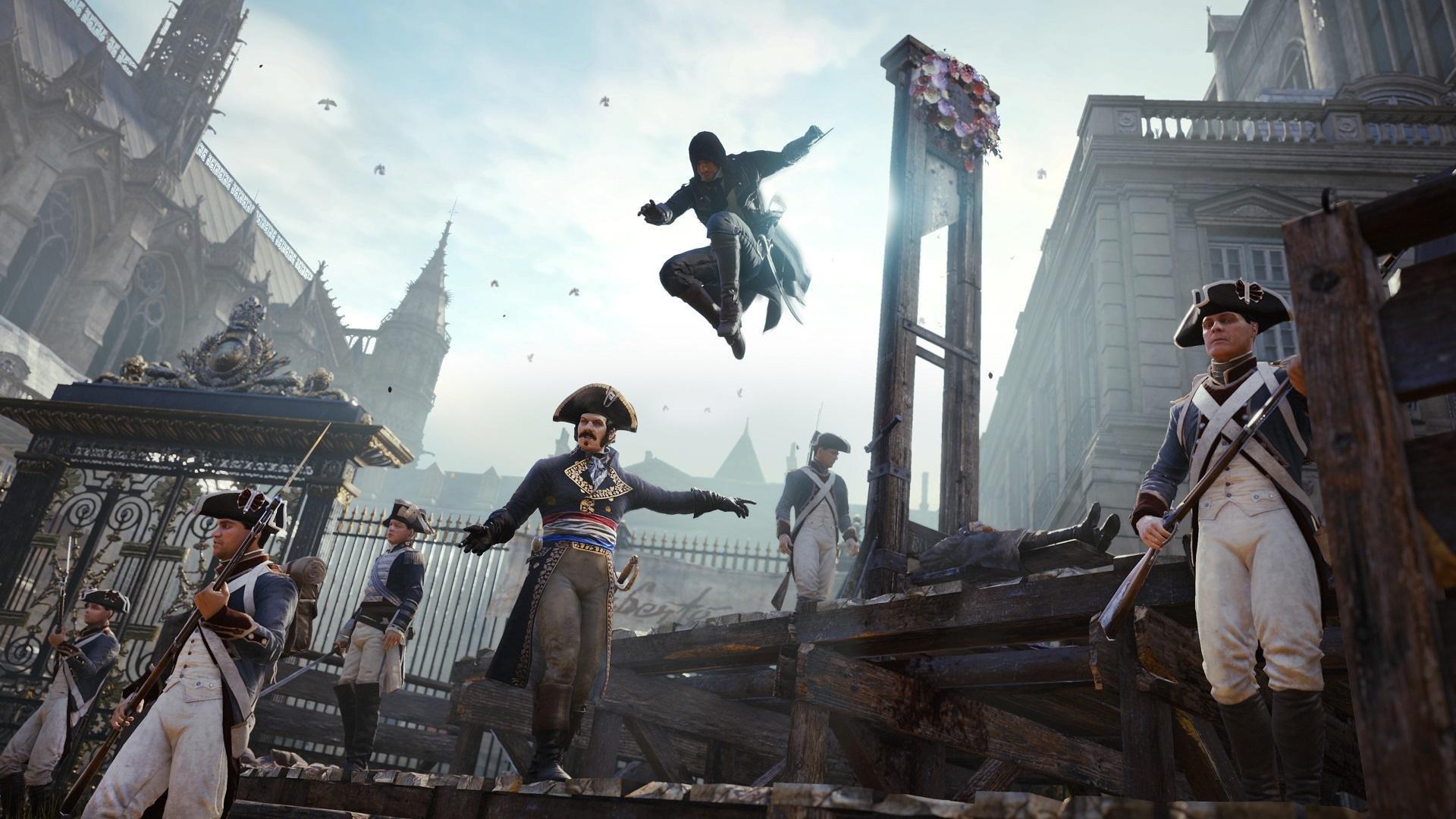 В ремастере Assassin's Creed 3 геймеров ждет множество графических улучшений