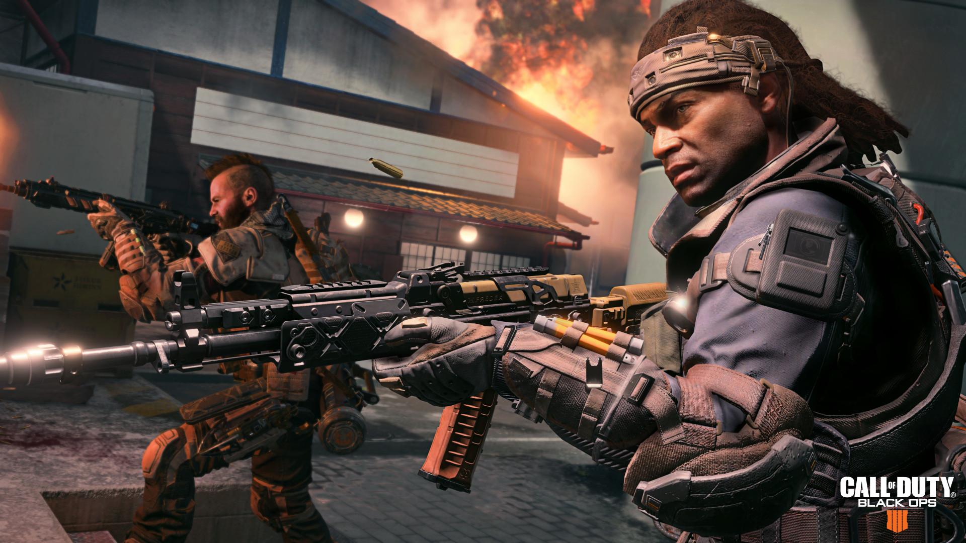 Оторванные головы зомби, лужи крови и бои на вертолетах — появились новые трейлеры COD: Black Ops 4