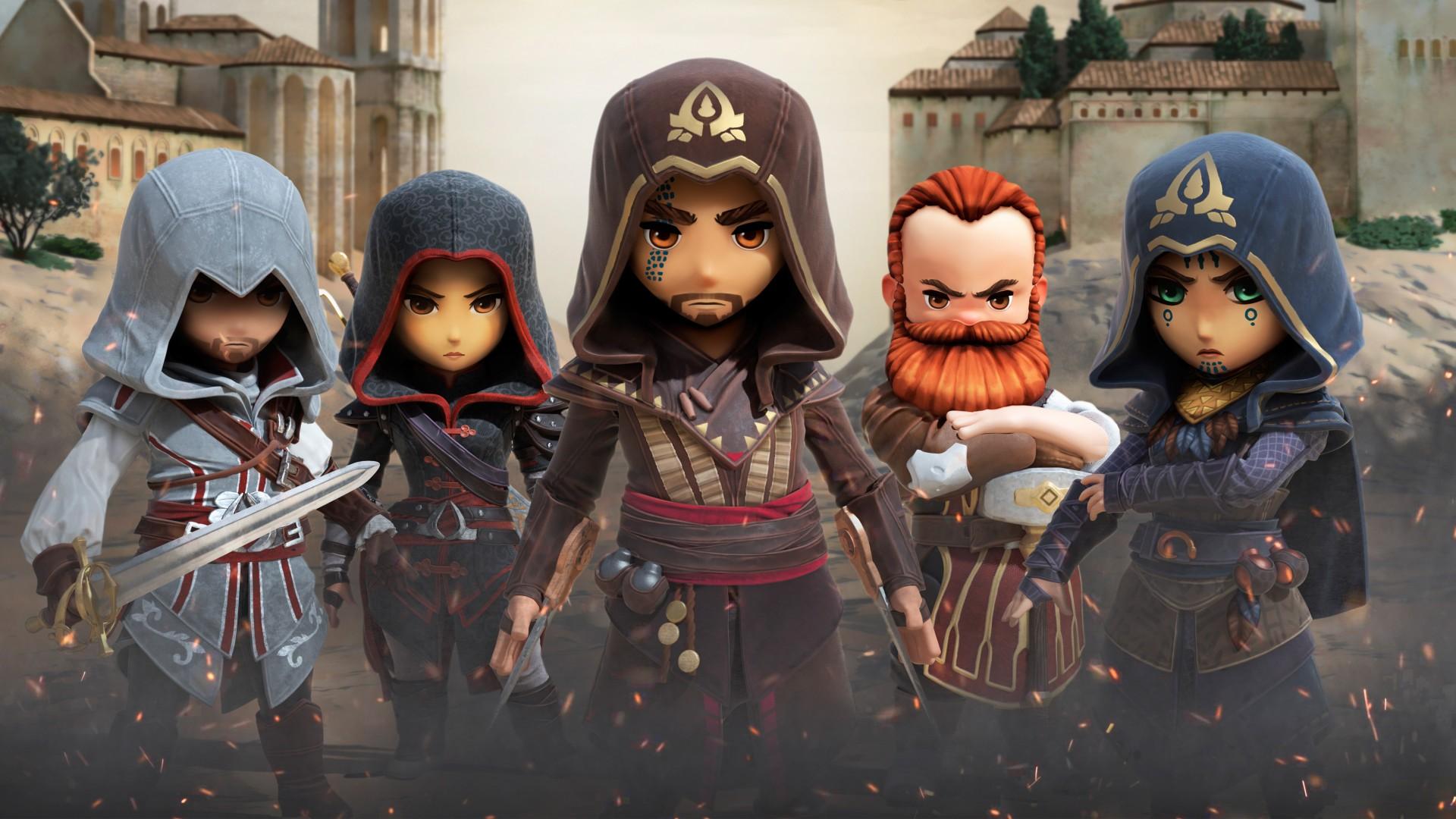 Ubisoft анонсировала новую Assassin's Creed. Она бесплатная и выйдет через месяц!