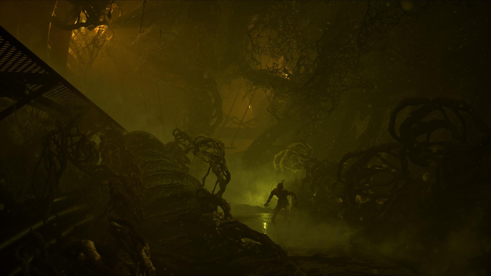 Авторы Bulletstorm и Gears of War анонсировали жуткий хоррор в духе Agony