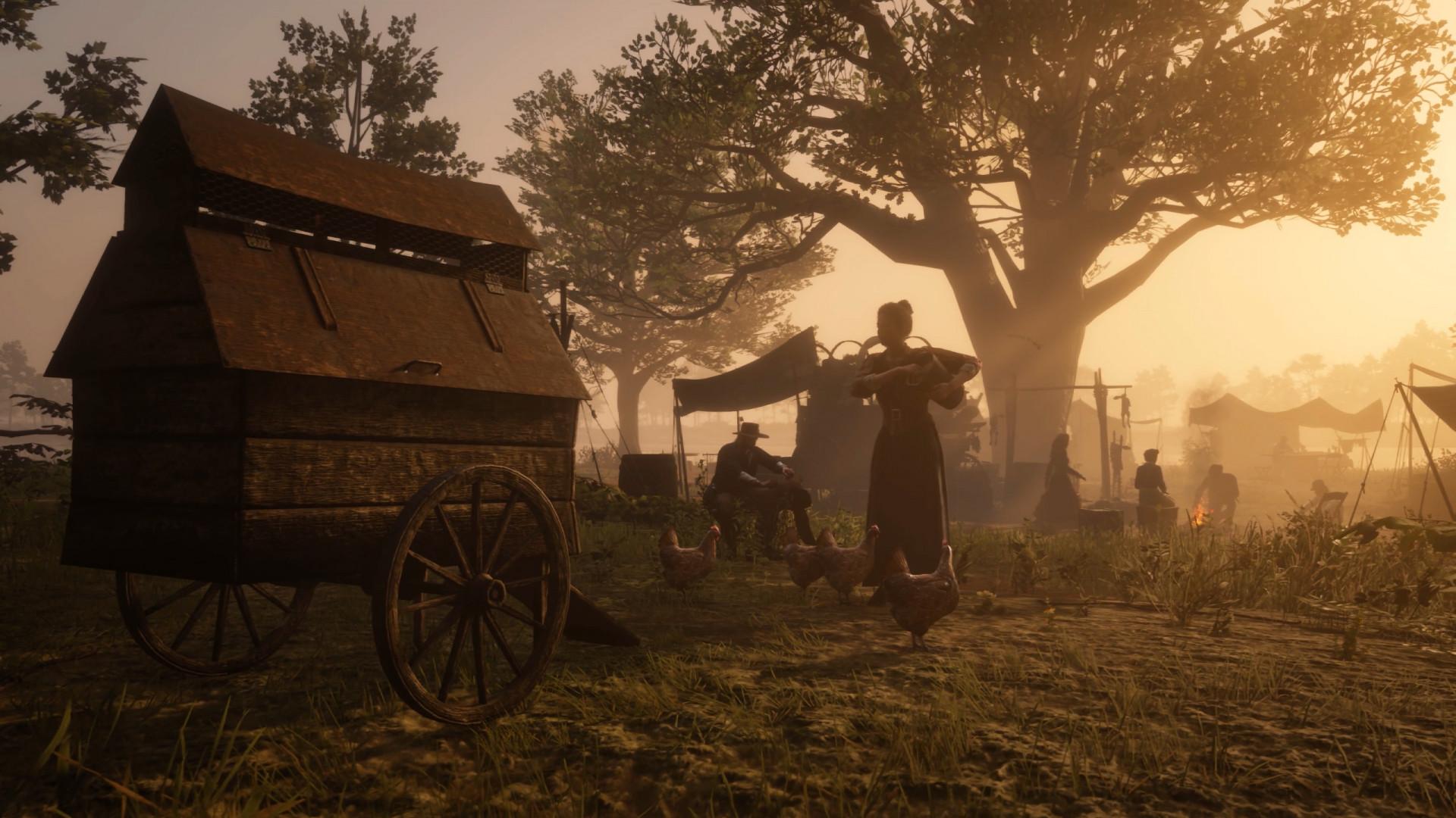 Стало известно, сколько видов оружия будет в Red Dead Redemption 2