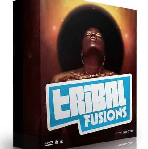 The Producers Choice - Tribal Fusions (WAV)