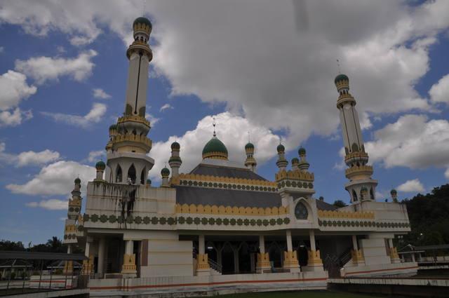 Малайзия (Борнео) - Бруней - Макао - Гонконг, через Казахстан.