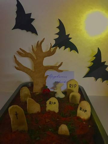 """Конкурс """"Кухня Хеллоуина"""" - Тридевятое Царство"""