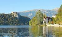 Замки на озере Блед. Фото Морошкина В.В.