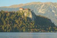 Замок на озере Блед. Фото Морошкина В.В.