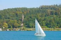На озере Вертерзее. Фото Морошкина В.В.