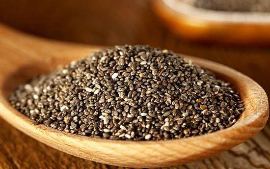 Семена ЧИА -  Быть Полным Сил и Энергии и при этом СТРОЙНЕТЬ. 24097820_m