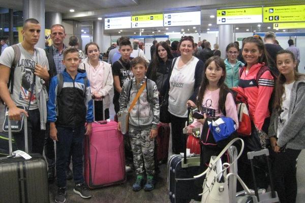 Сербия, Косово и Метохия, Сербская Краина, сербы в Москве, косовские дети