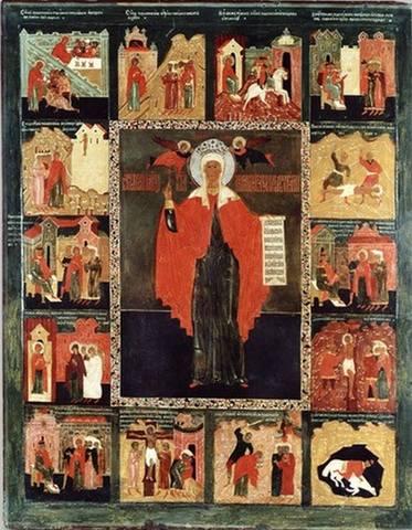 10 Ноября день Великомученицы Параскевы, наречённой Пятница Обряды и Ритуалы. 24123464_m