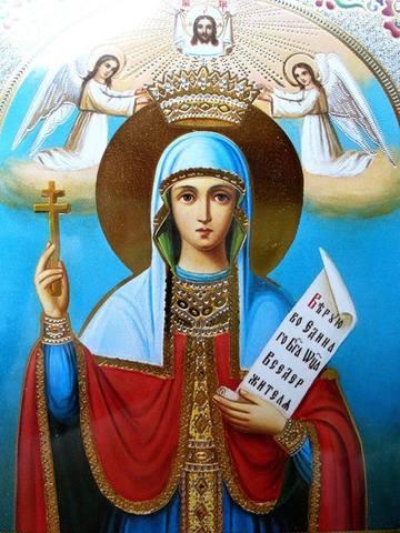 10 Ноября день Великомученицы Параскевы, наречённой Пятница Обряды и Ритуалы. 24123796_m