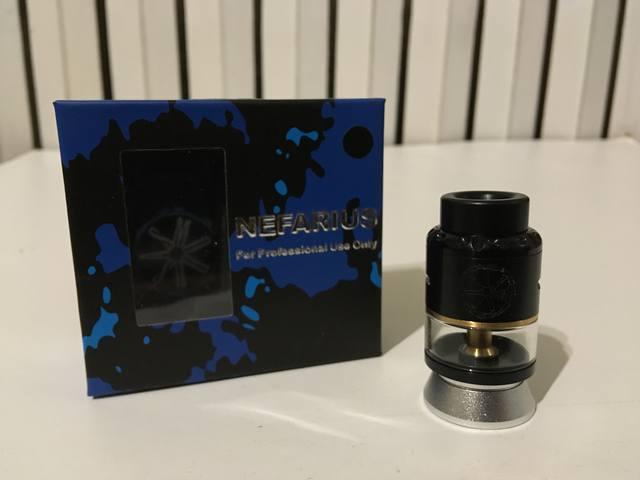 Phobia V2 RDA, Dawg RTA, Nefarius RDTA, iStick Pico S, Steam Crave Titan 626