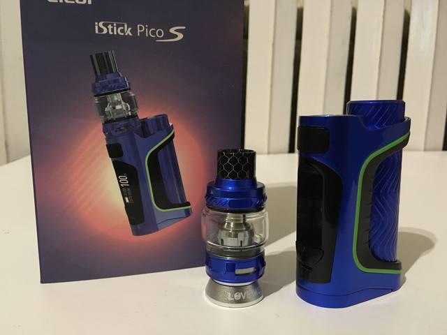 Phobia V2 RDA, Dawg RTA, Nefarius RDTA, iStick Pico S, Steam Crave Titan 084