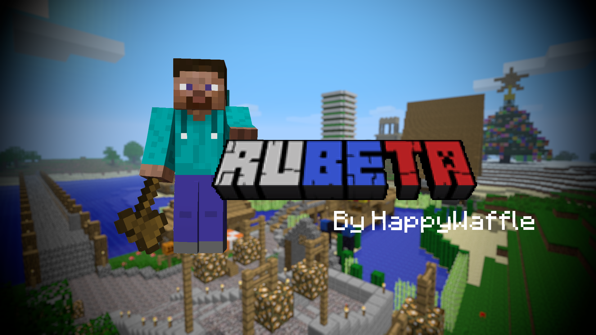 [Minecraft Beta 1.7.3] RuBeta - Олдскульный сервер!